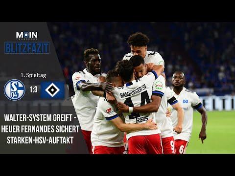 Scholles Blitzfazit zum Spiel   FC Schalke 04 1:3 HSV / Saison 21/22   #022