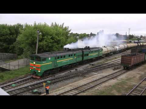 Latvian Railways 2013 Part 2