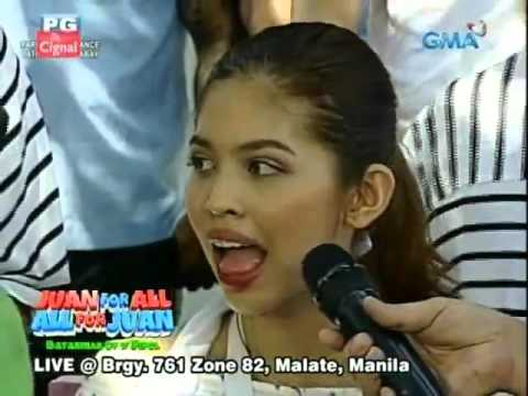 Yaya Dub Talks in Kalye Serye September 23, 2015 Episode