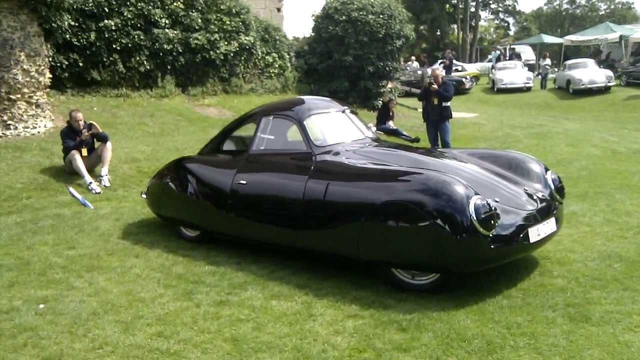 Porsche type 64 (60K10) - YouTube
