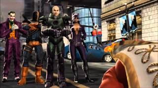 Mortal Kombat vs DC Universe: Story Mode (DC Universe