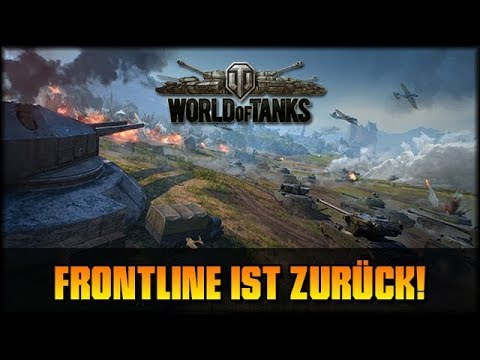 Frontline ist zurück! - World of Tanks [ deutsch 🐄 gameplay ] thumbnail