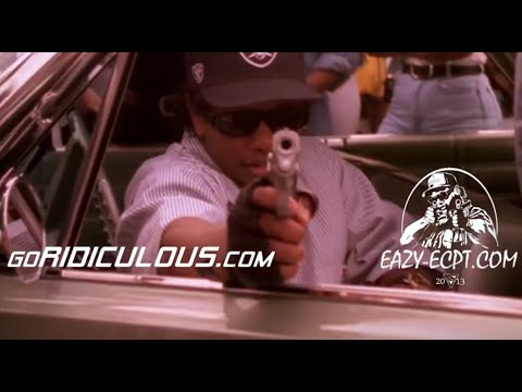 [FRESH] EAZY-E - Real Muthaphuckkin G's - DIRECTOR'S CUT (Previously Unreleased)