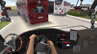 New City Highway 🚍 Bus Simulator : Ultimate Multiplayer! Bus Wheels Games Android screenshot 2