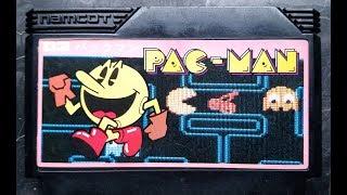 Classic Game Room - PAC-MAN review for Nintendo Famicom