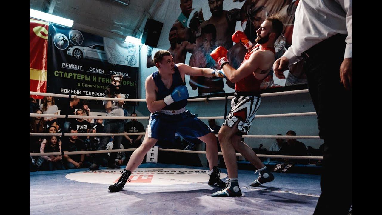 Босс Бокса 2 Апреля - Молот против Асифа из ВДВ