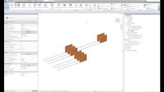 Добавление семейств вентфасада «U-Kon» через плагин Bimlib в Autodesk Revit