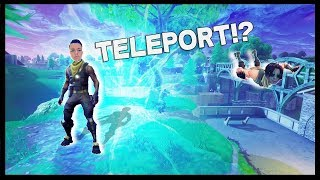 I BEAMED INTO FORTNITE!!! (hack??)