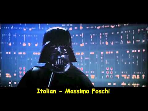 Star Wars - I am Your Father - (Multi-Langage) 20 Langues