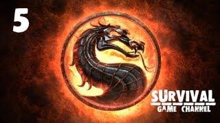 Прохождение Mortal Kombat — Часть 5: Джекс