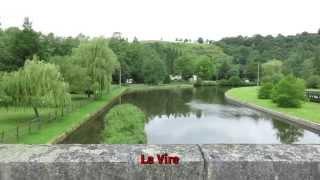 Radtour 2014 Teil4 Normandie Villedieu Pont-Farcy Caen Canal