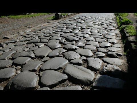 All Roads lead to Rome: Roman Roads  - Ancient Rome Live