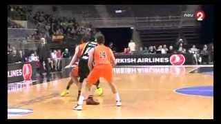 Riga - Valencia Basket Narración Juan Carlos Villena 2ª parte