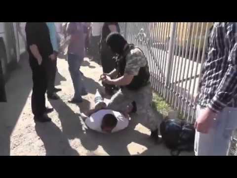 В Хасавюрте задержаны