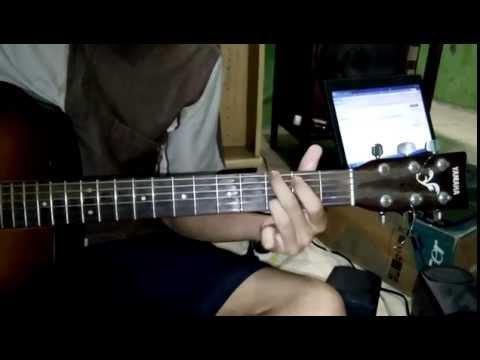 Belajar Melodi Gitar Akustik Thinking Out Loud By Revan Hutagalung