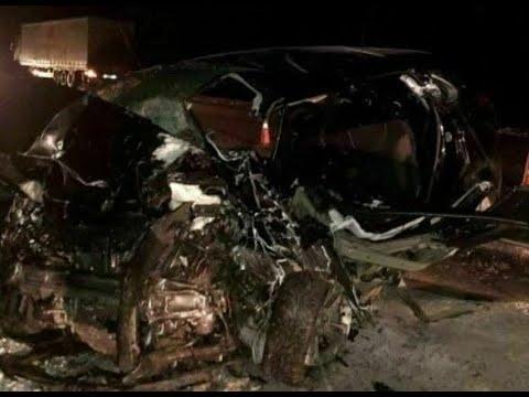 ДТП в под Тюменью: на трассе Тюмень - Курган  погибла семья из пяти человек