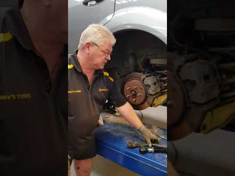 Ford Territory Camber Adjustment