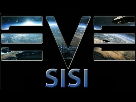EVE Online - sisi - Mass test with tech 3 ships