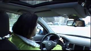 Наши тесты - Opel Vectra OPC, Mazda 6 MPS