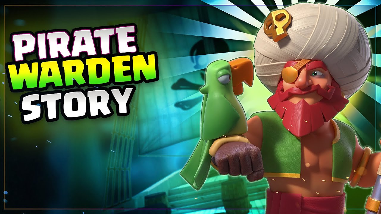 """""""PIRATE WARDEN """" STORY  