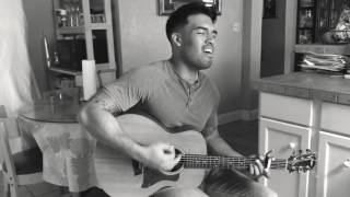 Just You And I- Tom Walker (Cover) Alfonso Delagarza