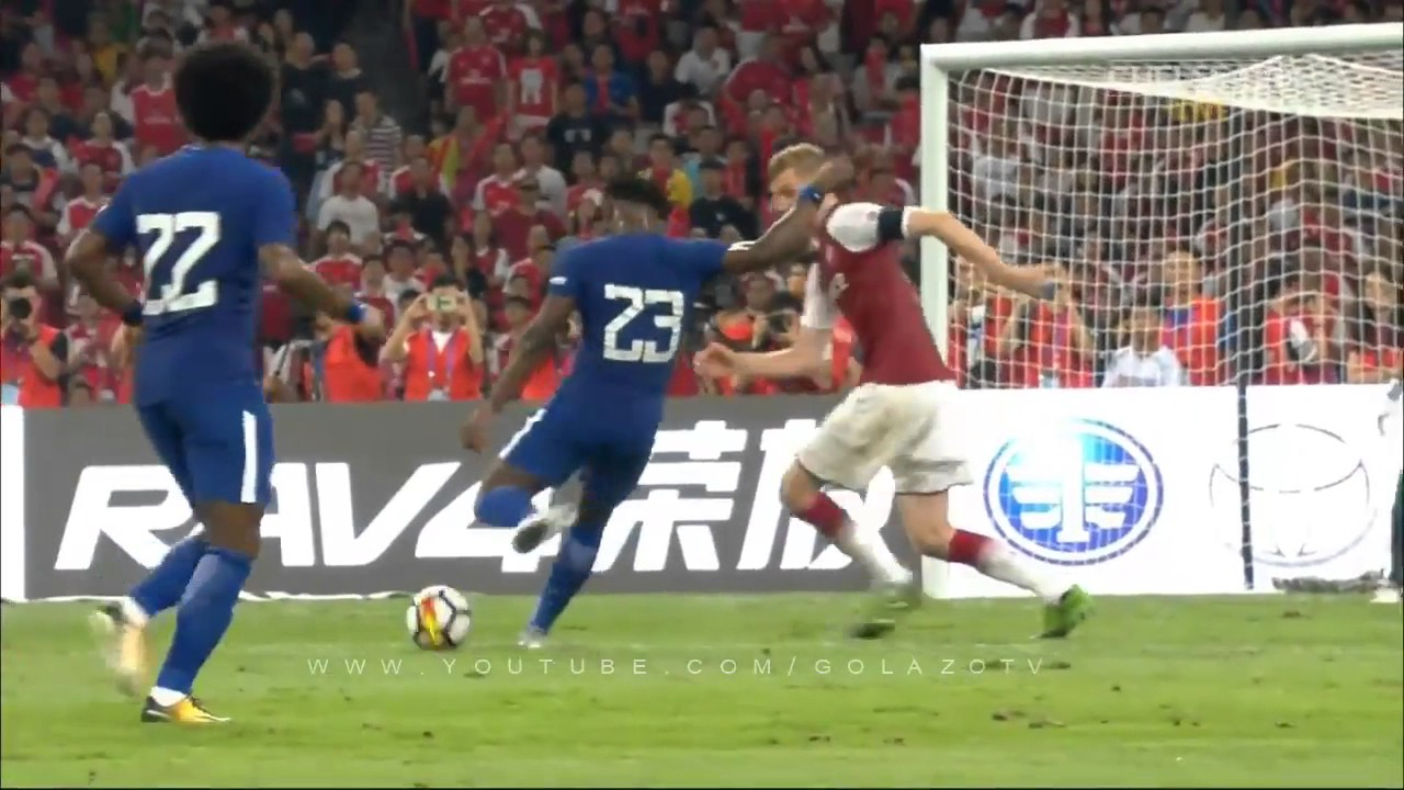 Download Arsenal vs Chelsea 0 3   All Goals & Extended Highlights   Friendly 22 07 2017 HD