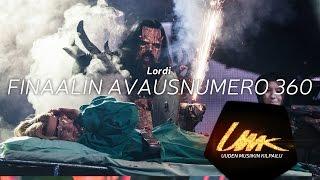 UMK16 // Lordi - UMK-finaalin 2016 avausnumero (360-video)