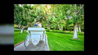 Romeo & Kelly Wedding at Grand Tradition Estate & Gardens   San Diego Wedding
