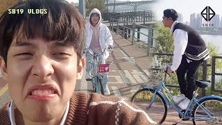 [VLOG] Having fun at Han River, Korea