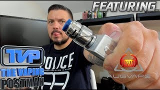 Augvape intake RTA designed by Mike Vapes!