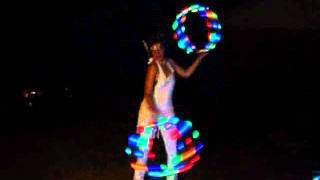 Camille - Electric Forest Hoop Troupe 20...