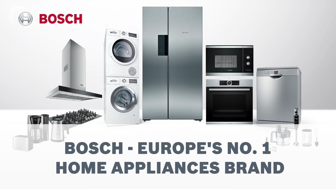 bosch home appliances bosch europe s no 1 home appliances brand 376