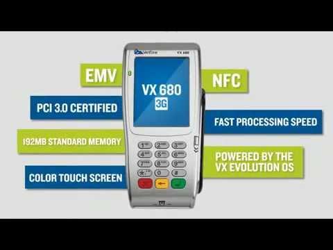 VeriFone VX 680