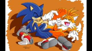 Sonic Tickles Tails