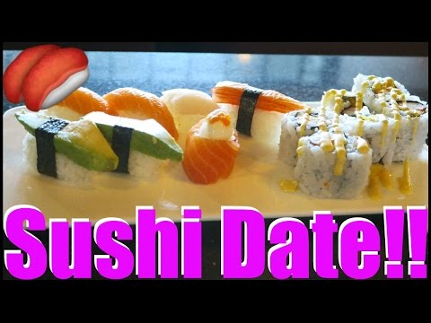 NEW WAY TO ORDER SUSHI!