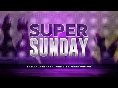 """Super Sunday: His Name Is Jesus"" Minister Mark Brown, Faith Apostolic Ministries 12/10/17"