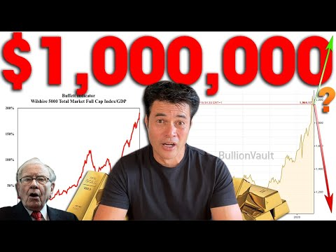 I Just Bought $1,000,000 Of Gold - Here's How And Why