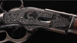 Winchester 1873: Earliest Known Deluxe & First Factory Engraved