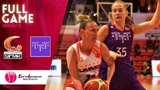 UMMC Ekaterinburg v TTT Riga - Full Game - EuroLeague Women 2019-20