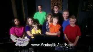 Meningitis Angels  (The ABC & Y of Meningitis) copyright