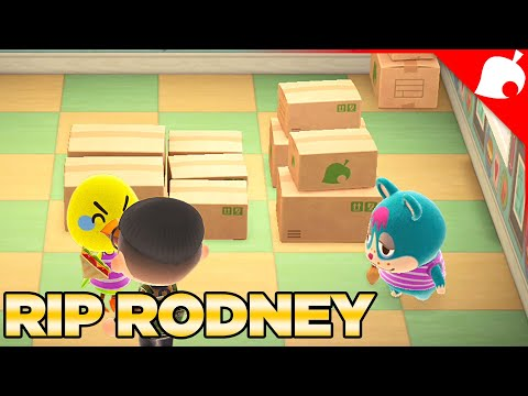 rodney is ded (not clickbait) Animal Crossing New Horizons