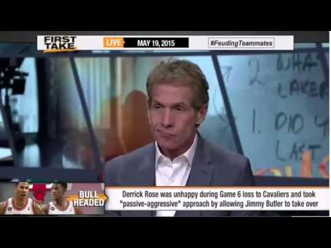 ESPN First Take May 20* Will DeAndre Jordan Leaves Clippers because of Chris Paul ?