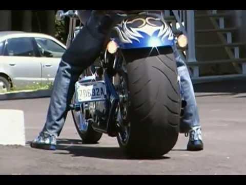 Big Dog Motorcycle Youtube