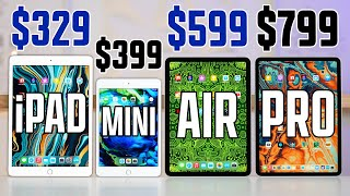Which iPad should you buy in Late 2020?