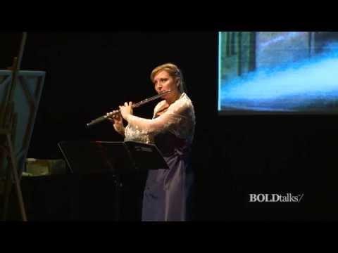 The Evolution of Flute Compositions - Emma Minchin - BOLDtalks 2014
