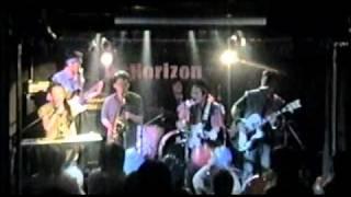 朝まで踊ろう coolsカバーバンド coolsclubです クールス 春日部HORIZON...