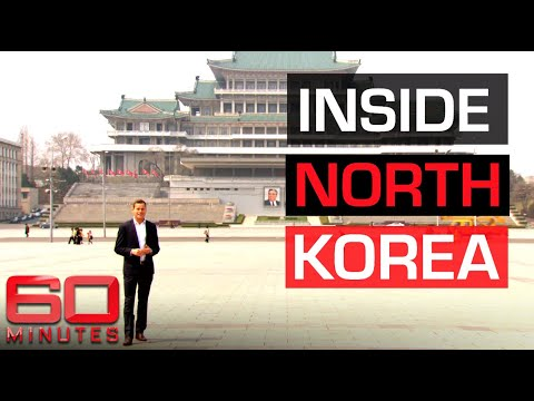 Inside Pyongyang: rare state-guided tour of North Korea | 60 Minutes Australia