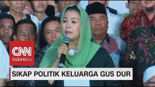 Download Video Keluarga Gus Dur Dukung Jokowi-Ma'ruf Amin MP3 3GP MP4