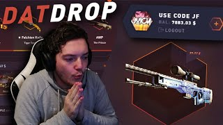 I spent $8000 on one case.. (DATDROP OPENING)