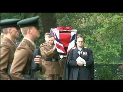 Lost WW2 soldier finally laid to rest 03.10.12